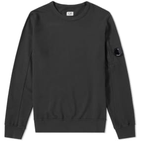 C.P. Company Arm Lens Crew Sweat by End.