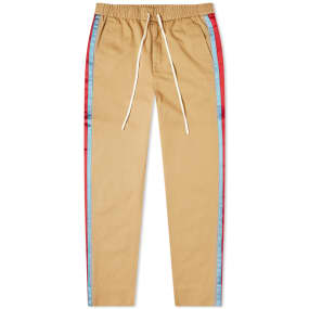 Gucci Taped Logo Chino