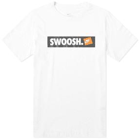 Nike Swoosh Box Logo Tee