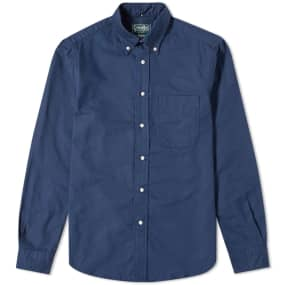 Gitman Vintage Overdyed Oxford Shirt
