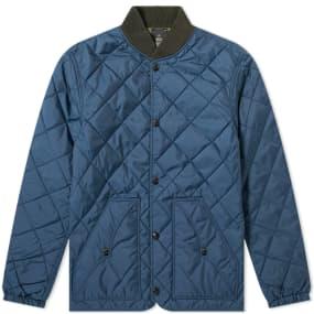 RRL Reversible Embroidered Liner Jacket