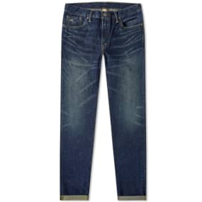 RRL Slim Narrow Jean