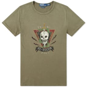 Polo Ralph Lauren Ii Military Print Tee by End.