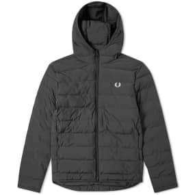 Fred Perry Authentic Insulated Hooded Jacket