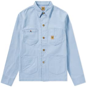 Human Made Pastel Coverall Jacket by Human Made
