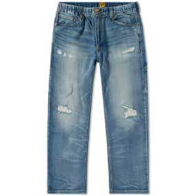 Human Made Relaxed Cowboy Jean by Human Made