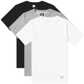 Adidas Basic Tee - 3 Pack
