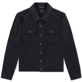 Saint Laurent Rinse Denim Jacket
