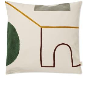 Ferm Living Mirage Gate Cushion