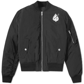 Givenchy Creatures Bomber Jacket