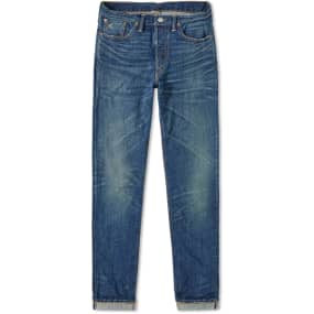 RRL Slim Narrow Selvedge Jean