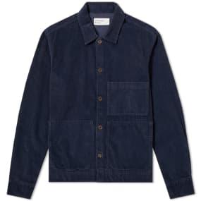 Universal Works Uniform Shirt Jacket by Universal Works