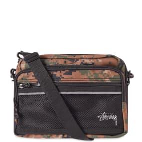 Stussy Digi Camo Shoulder Bag