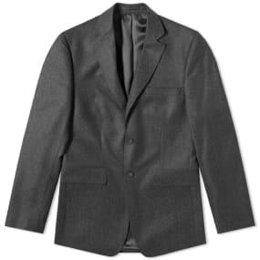 Officine Generale Flannel 375 Flap Pocket Jacket