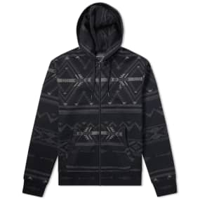 Polo Ralph Lauren Beacon Print Zip Hoody by Polo Ralph Lauren