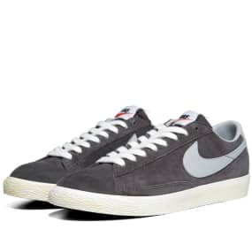 new style 67833 10af2 ... Nike Blazer Low PRM VNTG Suede (Night Stadium Strata Grey) END. Nike  Skateboarding s January 2013 ...