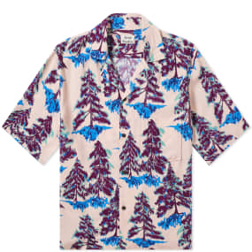 Acne Studios Simon Pine Vacation Shirt