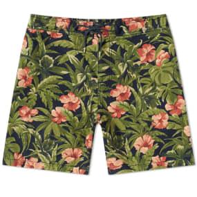 A.P.C. Floral Short