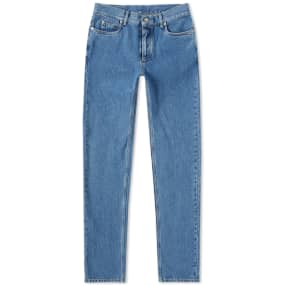 Maison Margiela 10 Slim Cut Out Pocket Jean