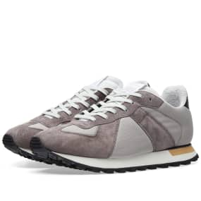 Maison Margiela 22 Retro Runner Sneaker by End.