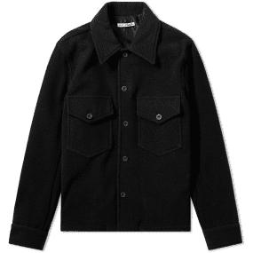 Our Legacy Loan Melton Wool Jacket