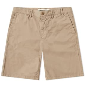 Norse Projects Aros Light Twill Short