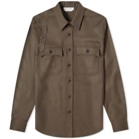 Alexander McQueen Harness Overshirt