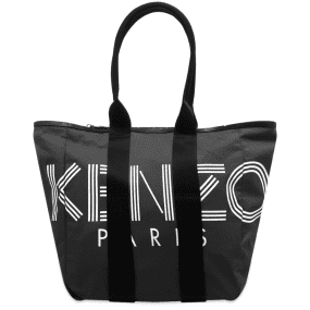 Kenzo Paris Logo Tote