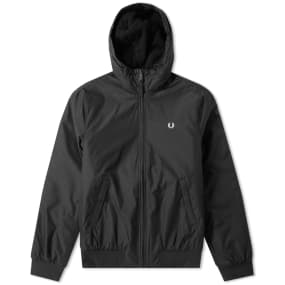 Fred Perry Hooded Padded Brentham by End.