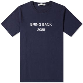 Undercover Bring Back 2089 Tee by Undercover
