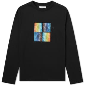 Futur Long Sleeve Mw G Fit 4 Terry Tee by End.