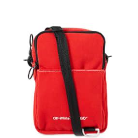 Off-White Denim Hip Bag