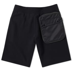 Givenchy Bomber Zip Short