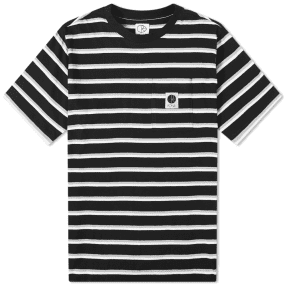 Polar Skate Co. Stripe Pocket Tee