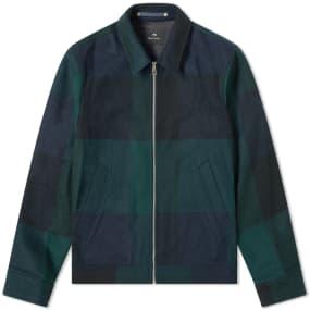 Paul Smith Buffalo Check Jacket
