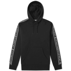 Givenchy Taped Sleeve Hoody