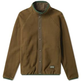 A.P.C. Yama Fleece Jacket