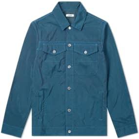 Très Bien Overdyed Denim Jacket