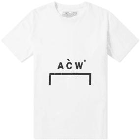A-COLD-WALL* Bracket Logo Tee