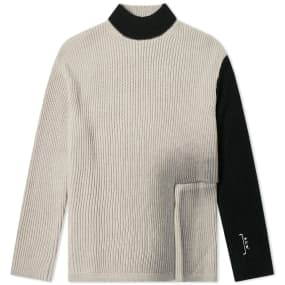 A-COLD-WALL* Right Angle Crew Knit