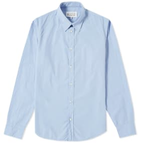 Maison Margiela 10 Ghost Pocket Poplin Shirt
