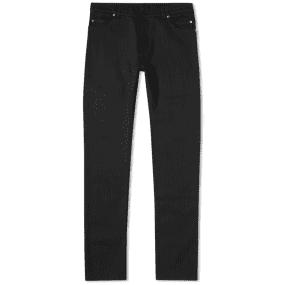 Balmain Skinny Zip Jean