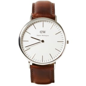 The watches under the daniel wellington brand are special in another way, too.
