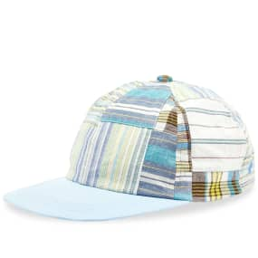 Beams Plus 6 Panel Patchwork Cap