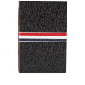 Thom Browne Small Leather Notebook