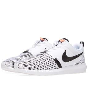 promo code 8d801 befe3 Nike Roshe Run NM BR (White, Black   Hot Lava)   END.
