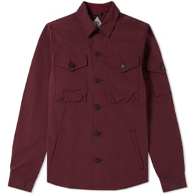 Barbour Askern Overshirt by End.
