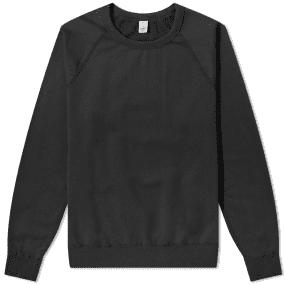 Save Khaki Fleece Crew Sweat