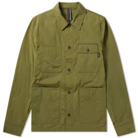 Paul Smith Nylon Wax Chore Coat