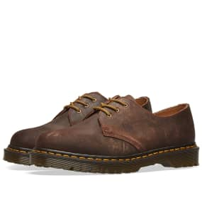 Dr. Martens 1461 Wax Commander Shoe - Made in England